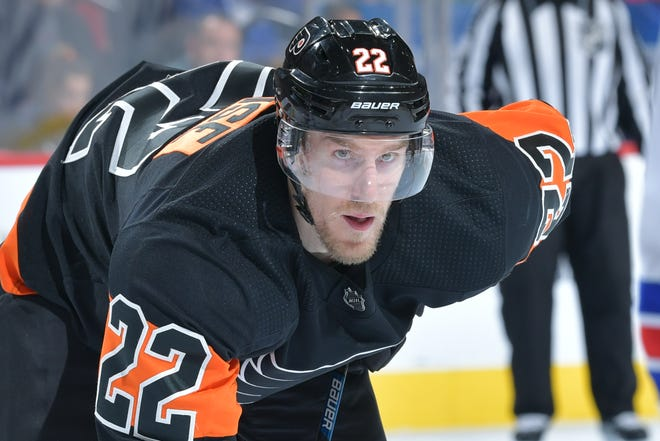 Dale Weise played in 42 straight games before he was a healthy scratch in Monday's game. The Flyers have not said much about where he is or what he's doing.