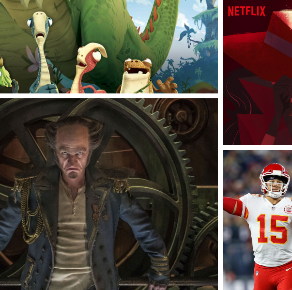 9 things to watch from your couch this weekend