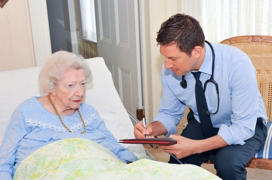 Funding from Parker will expand the VNA's in-home primary care and palliative medicine, two services that not only help New Jersey patients, but their caregivers.