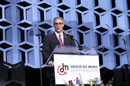 Jay Byers, CEO of the Greater Des Moines Partnership, said the DSM Local Challenge aims to encourage people to support businesses even when people are social distancing.