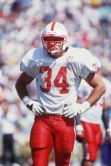 Cedar Falls native Trev Alberts was a consensus first-team all-American in 1993.