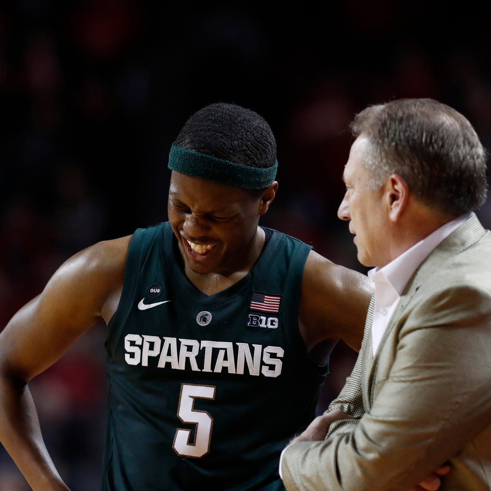 Michigan State basketball score vs. Maryland: How to watch tonight