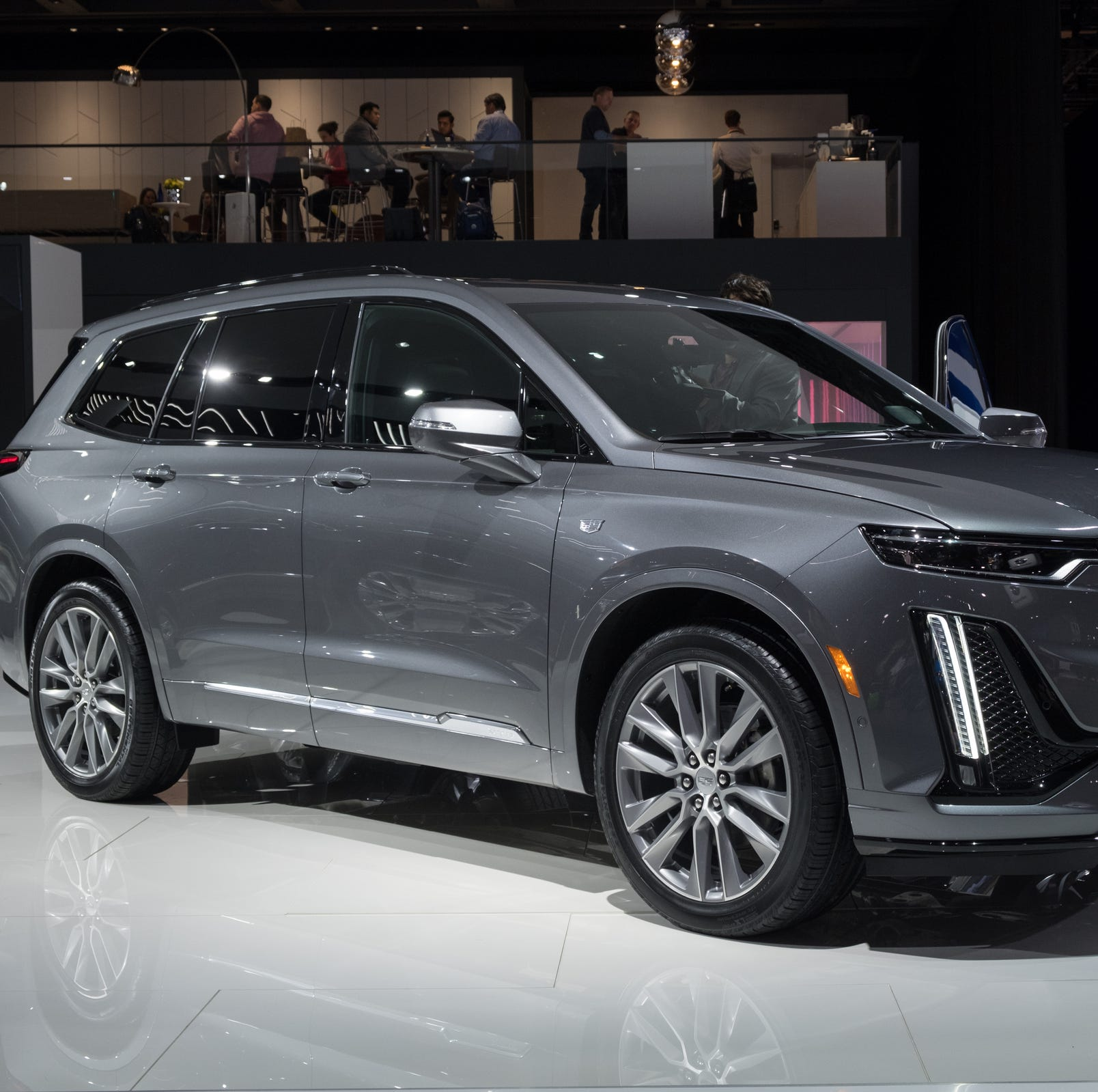 'Perfectly nice' isn't good enough for Cadillac's new XT6 SUV