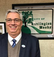 Bob Paul, mayor of Huntington Woods