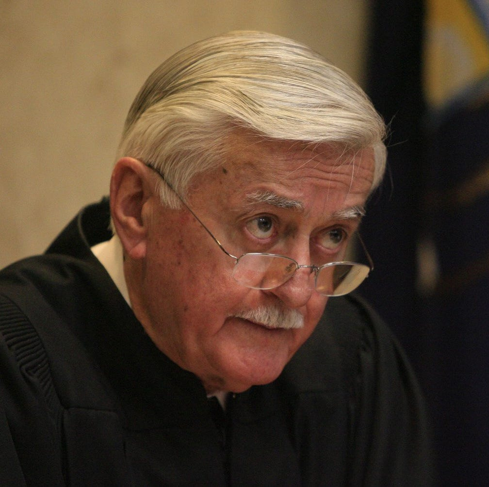Retired Macomb judge, former Selfridge commander Donald Miller dies