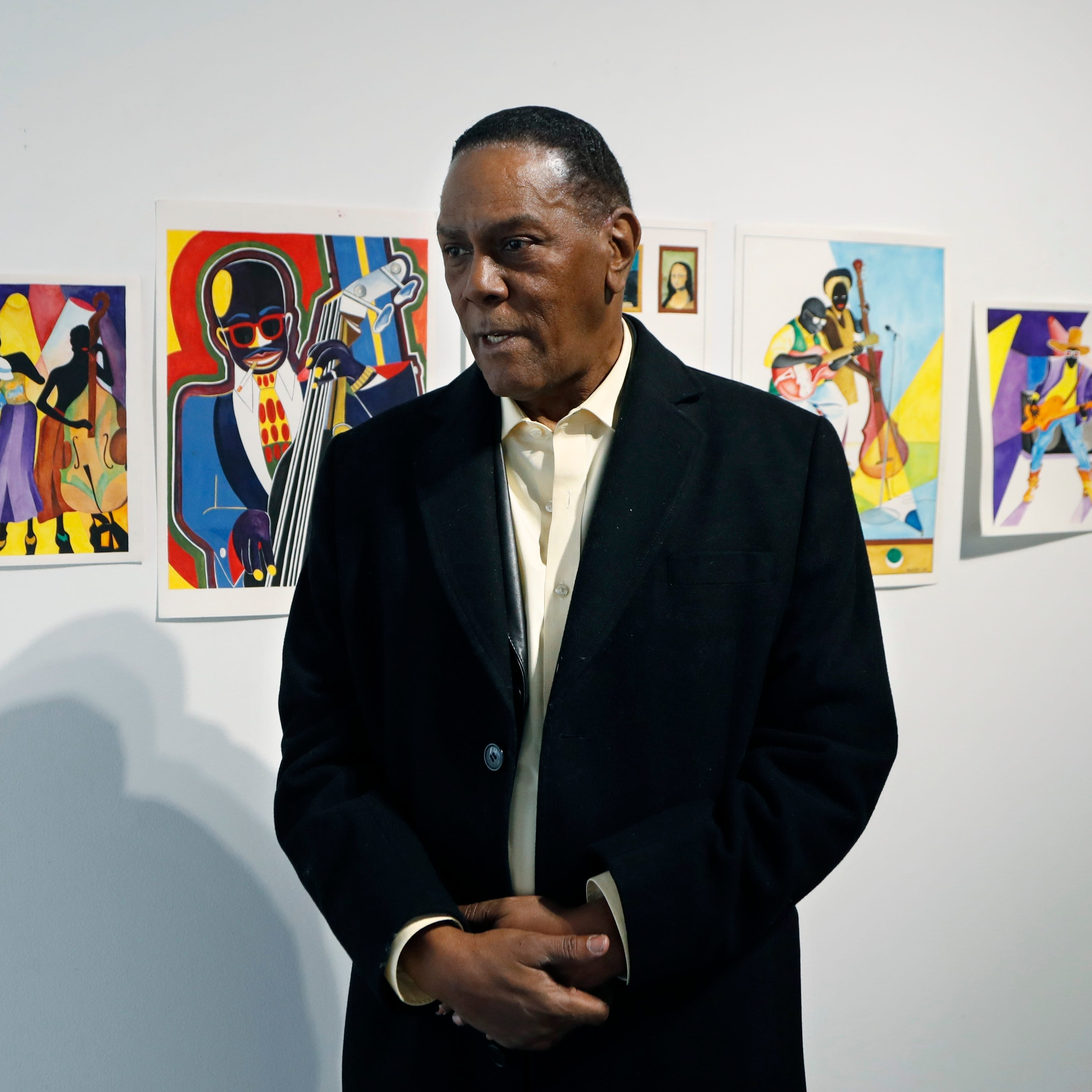Michigan man exonerated after 45 years sells his prison art to get by