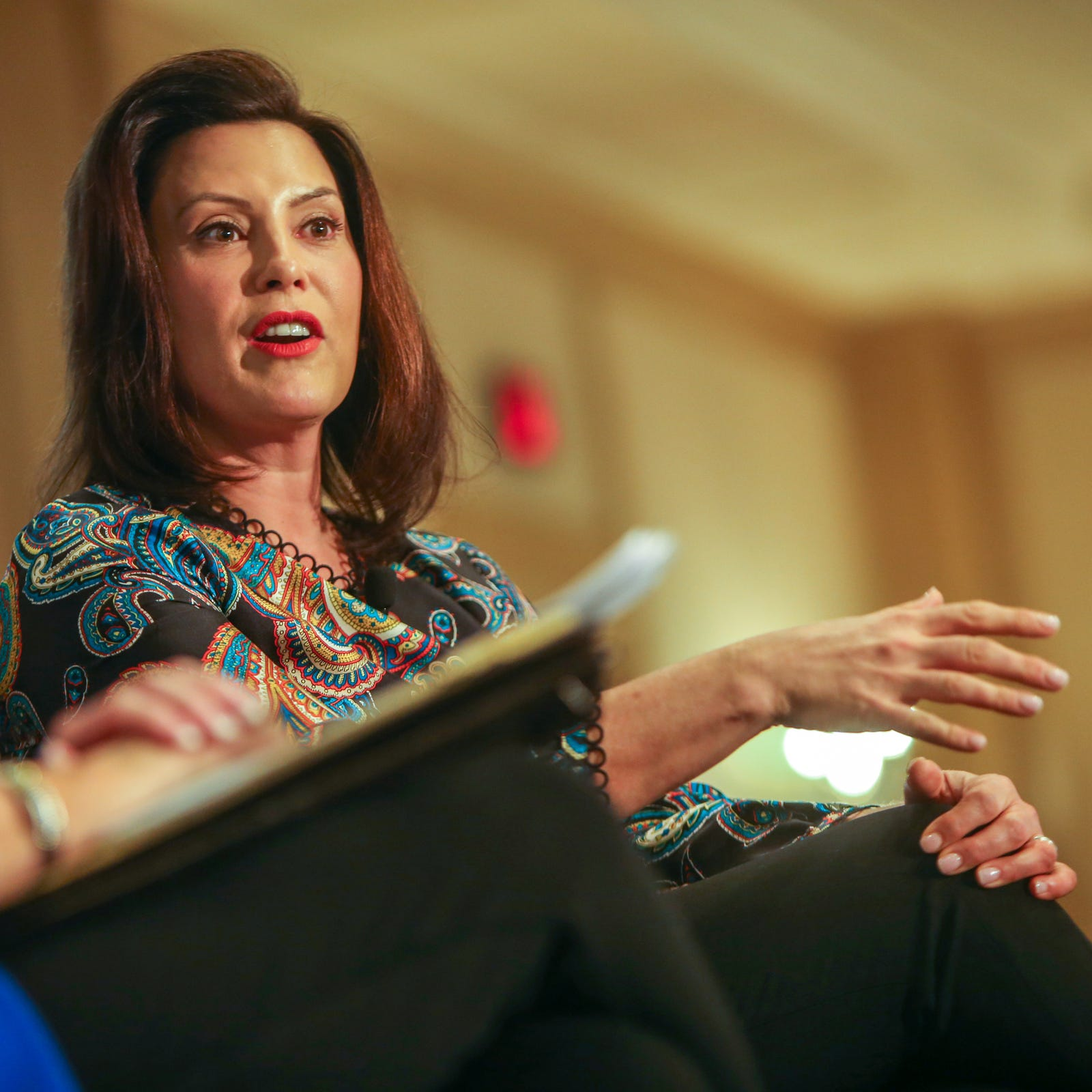 Whitmer to call for $180 boost in per-pupil K-12 grant