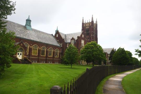 Sacred Heart Major Seminary in Detroit.