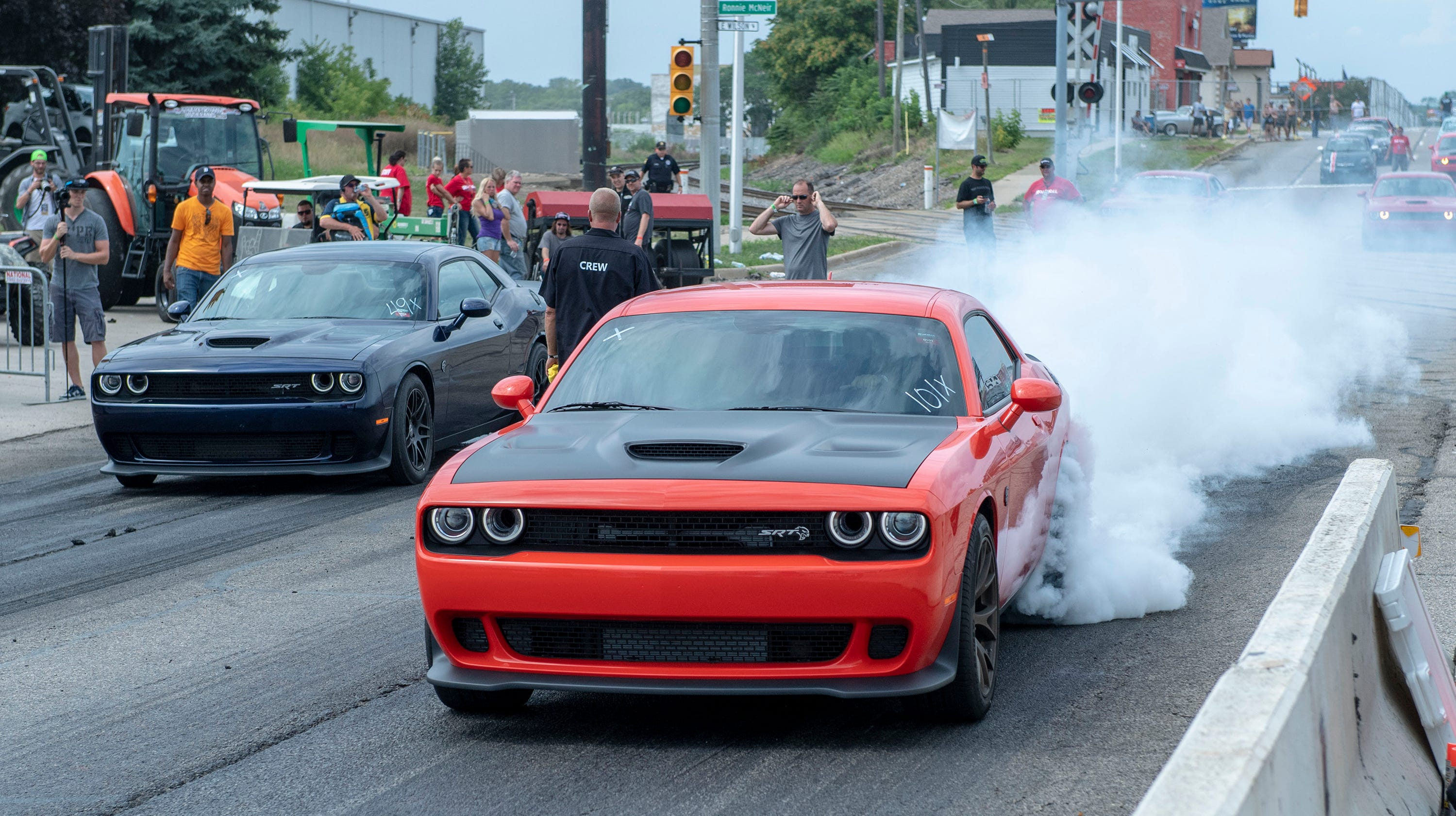 Next Generation Dodge Challenger Will Get Electric Motor Boost