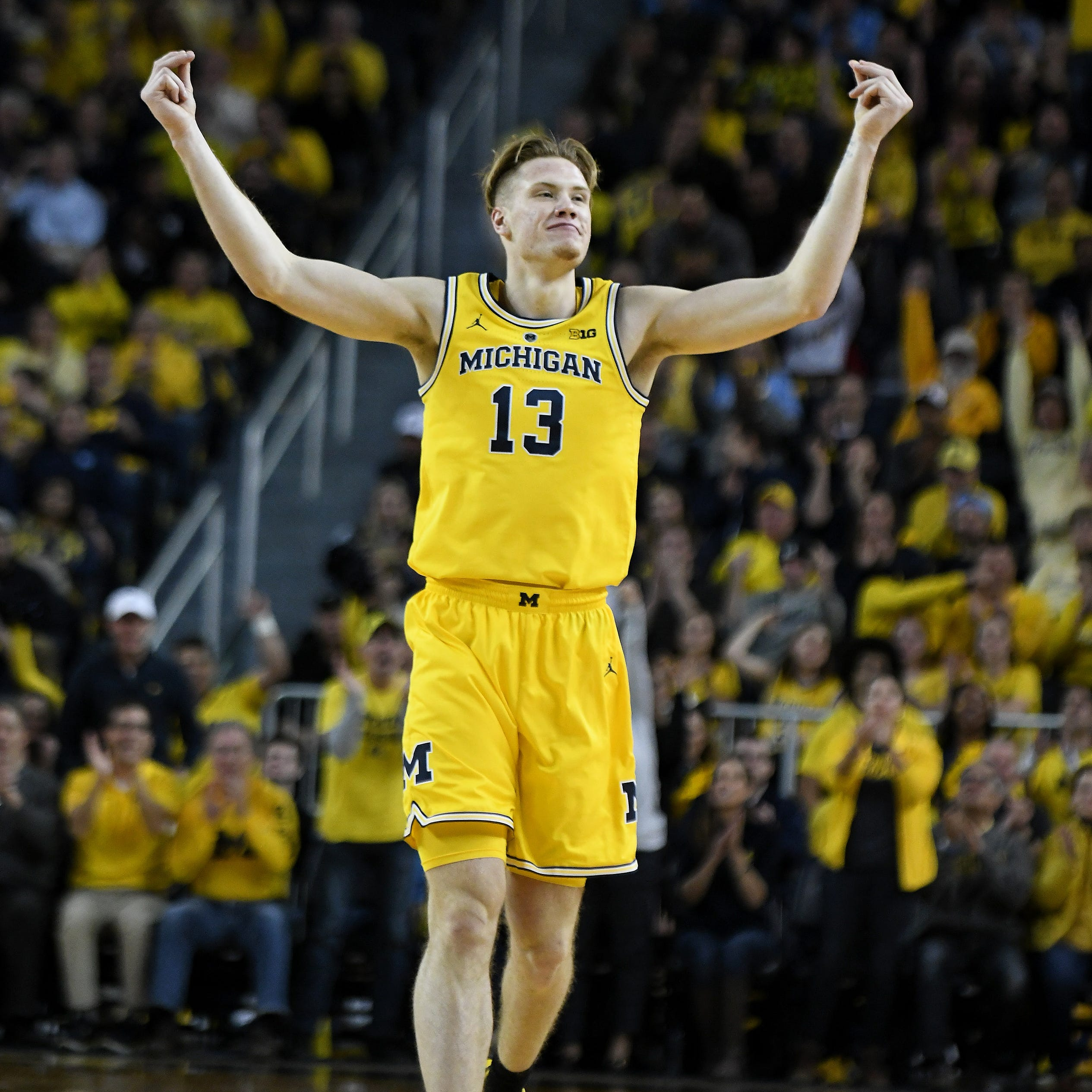 Niyo: Worthy of No. 1? Michigan about to find out if it's legit