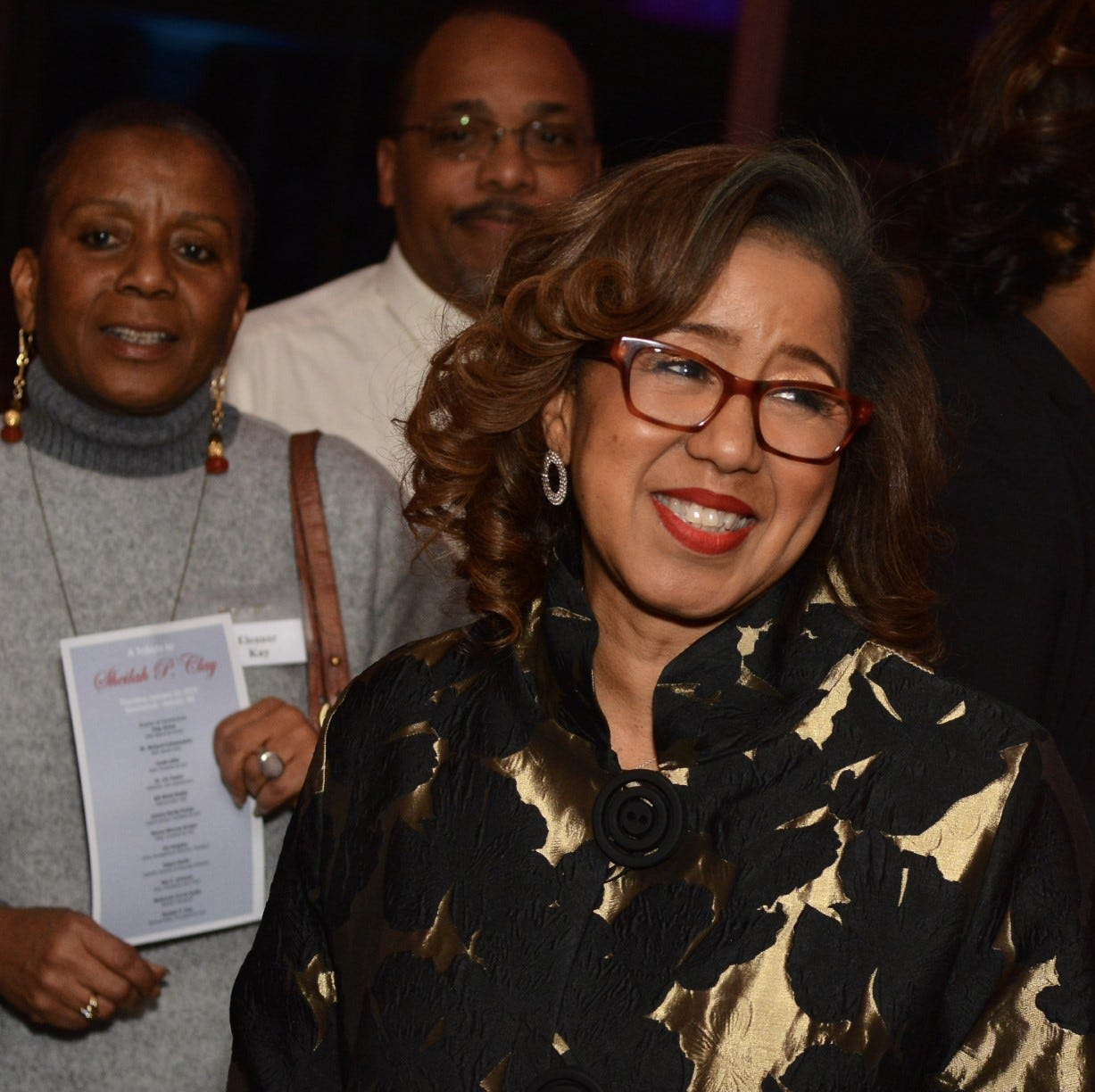 Society Confidential: 400 gather for NSO head's retirement party