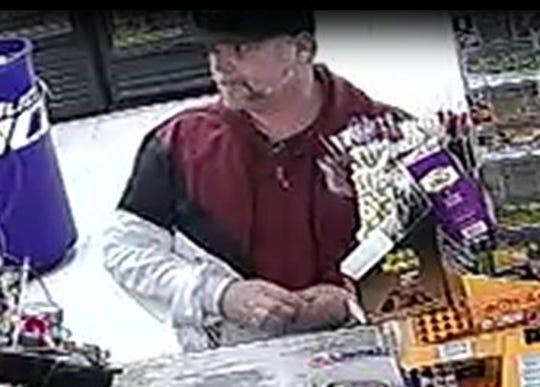 Owensboro police are asking for help to identify this man they say may have information about the Thursday shooting that left three dead and a fourth seriously injured.