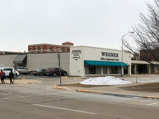 Wegner Office Department Store, 15-17 Court St., Fond du Lac