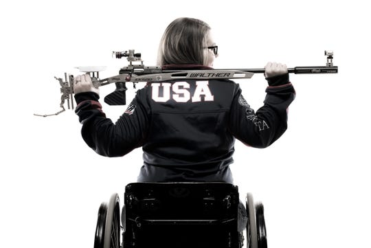 Sandusky County resident Taylor Farmer named Paralympic Athlete of the Year by Team USA Shooting. Farmer hopes to compete in the 2020 Paralympic Games in Tokyo.