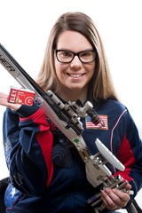 Sandusky County resident Taylor Farmer named Paralympic Athlete of the Year by Team USA Shooting.