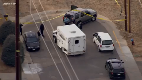What happens in the moments during an officer-involved shooting?
