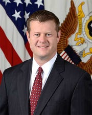 Ryan McCarthy is Undersecretary of the Army.