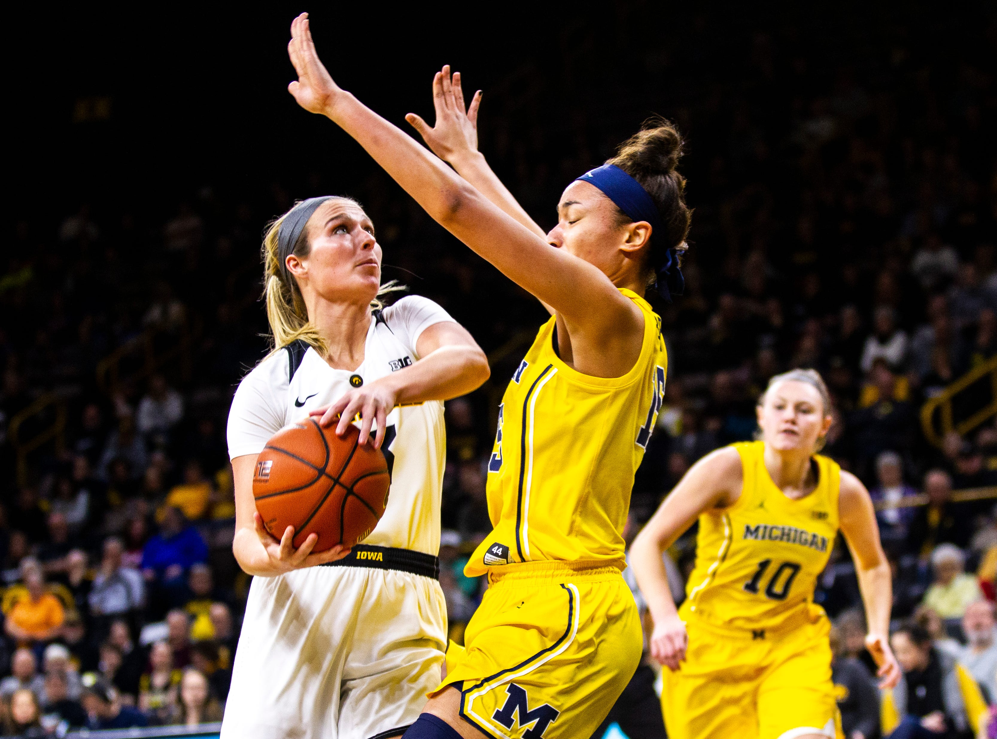 Iowa women's basketball: What we learned from the No. 18 Hawkeyes' win over Michigan