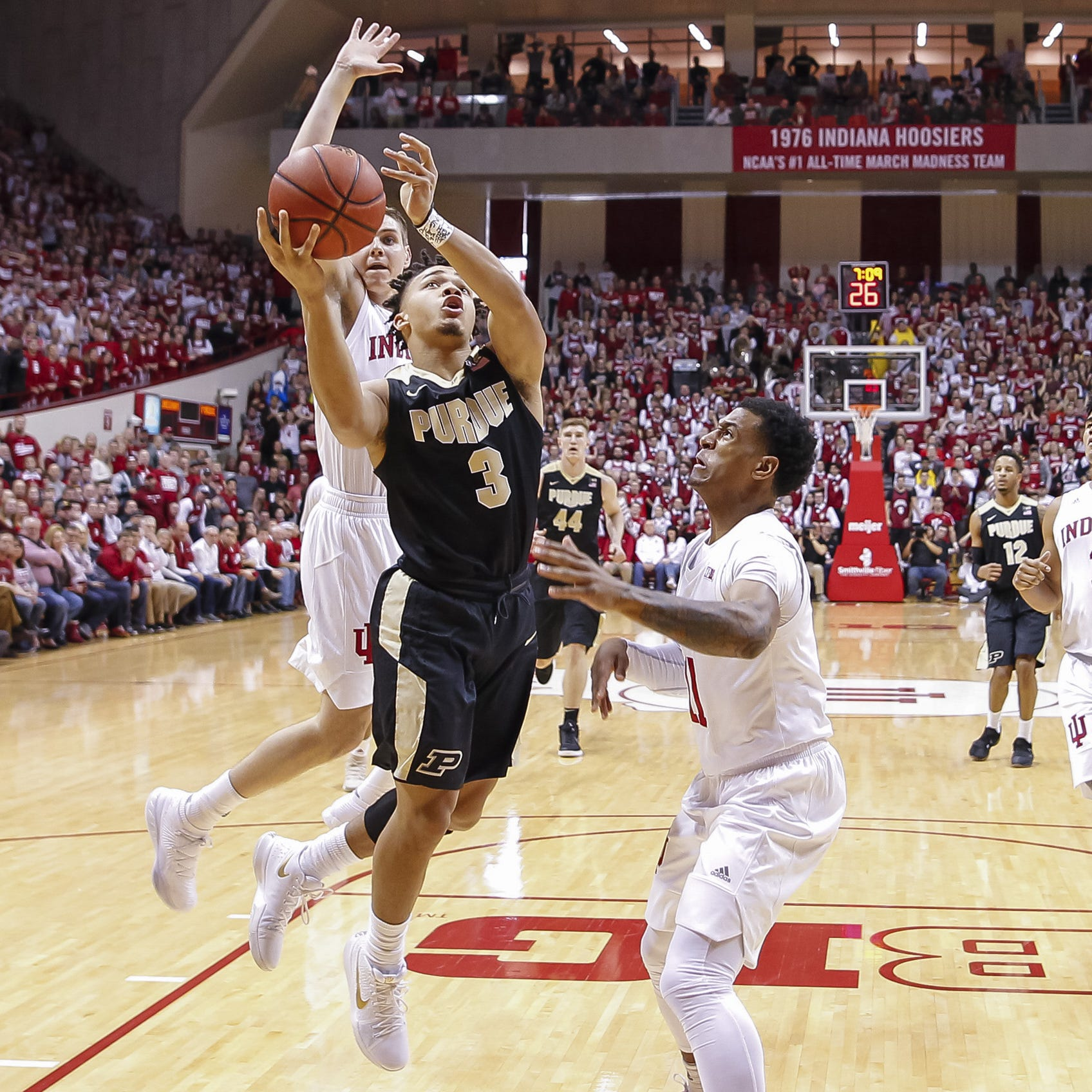 Advance Scout: Purdue does a lot of the things that give IU trouble