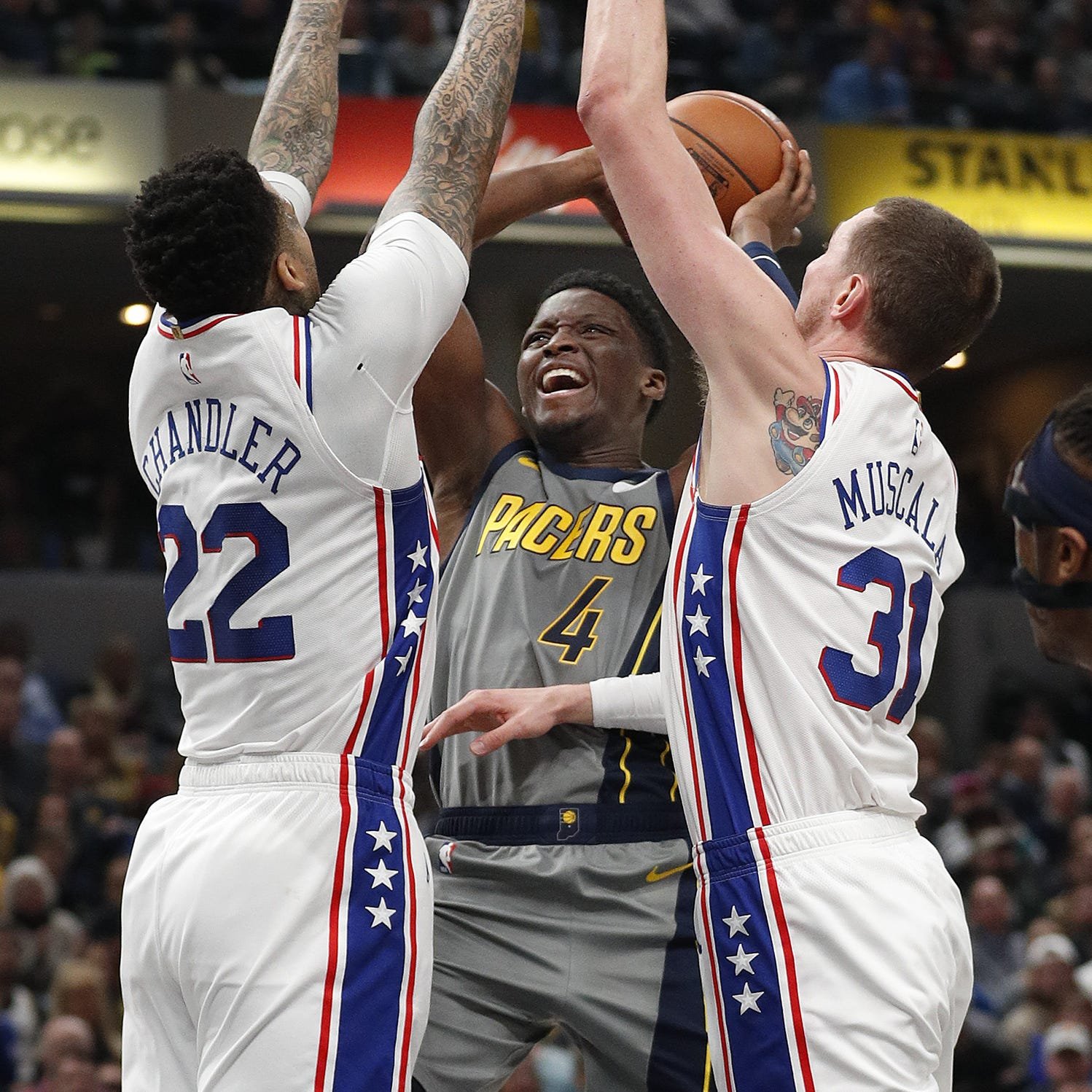 Victor Oladipo sees All-Star Game return as 'no-brainer' despite struggles with efficiency