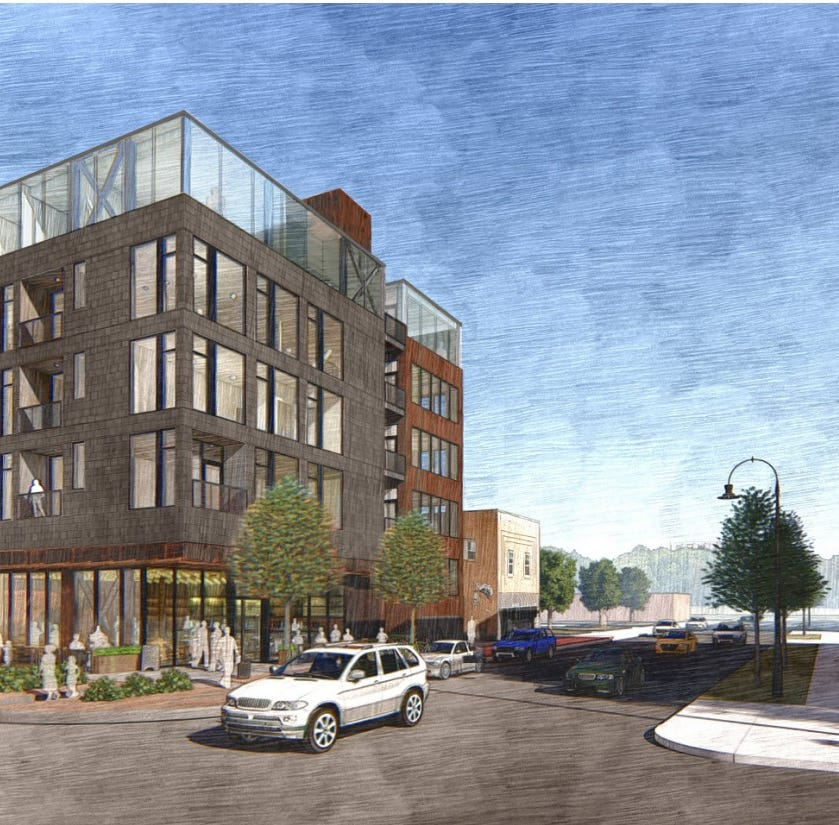 New five-story structure set to transform Iowa City's Northside, open in 2019
