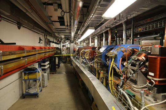 CHESS at Cornell University has world-renowned synchrotron technology.
