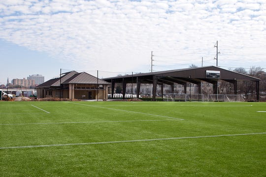 The Emerald Youth Sansom Sports Complex.