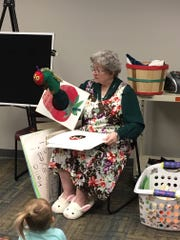 """""""The Very Hungry Caterpillar"""" made an appearance."""