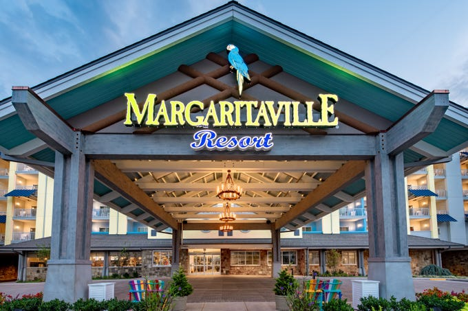 Margaritaville Resort Gatlinburg has been named the country's Best New Hotel by USA TODAY's 10Best Readers' Choice travel awards.