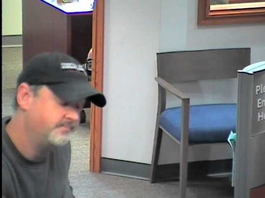 "The FBI is searching for serial bank robber dubbed the ""Traveling Bandit"" following a series of robberies at banks across six states ranging from Florida to Utah."