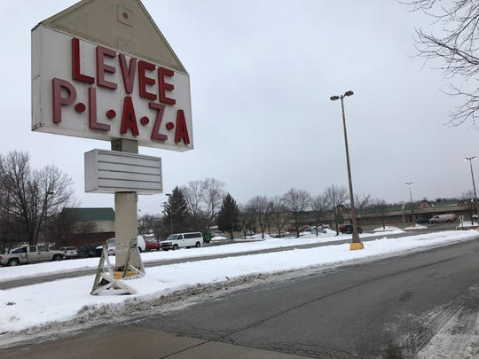 Among the ideas in a proposed West Lafayette Downtown Plan is eventually platting a street grid where Levee Plaza and surrounding businesses are now.