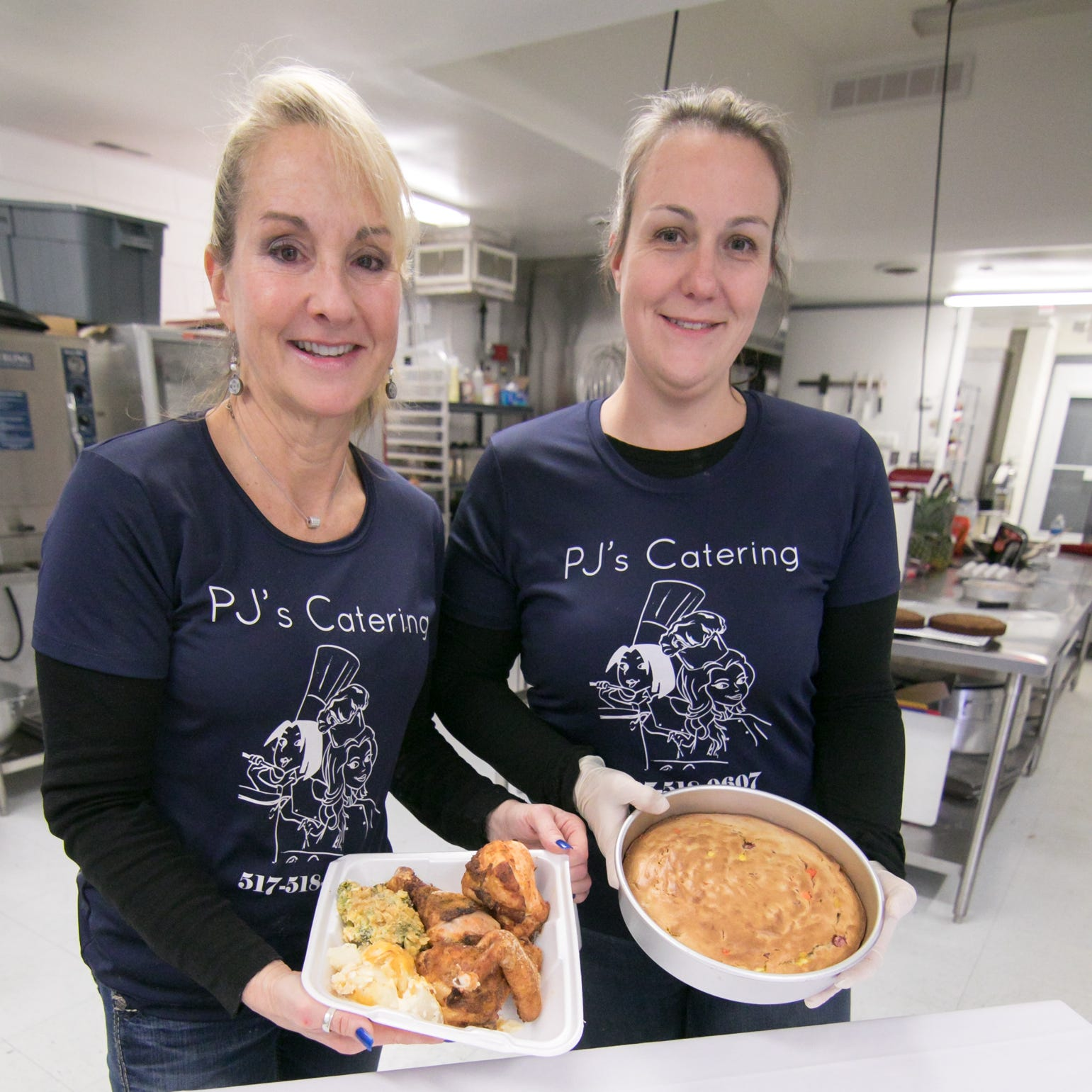 Takeout dinners a new offering at PJ's Catering in Howell