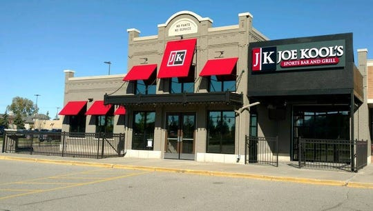 Joe Kool's Sports Bar and Grill in Troy recently underwent a remodel. Owners are opening their second location in Green Oak Township near Brighton later this year.