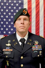 Chief Warrant Officer 2 Jonathan Farmer, 37, of Boynton Beach, Florida, had been stationed at Fort Campbell, Kentucky. Farmer was killed Wednesday, Jan. 16, 2019, during an attack in Manbij, Syria.