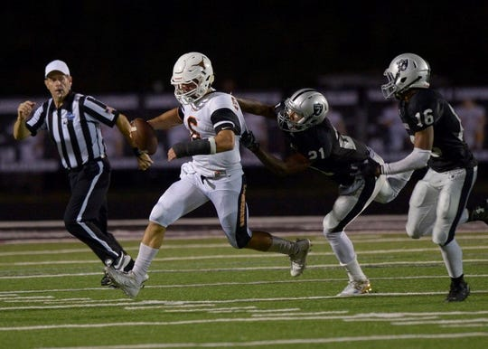 Quarterback Evan Conley of Kell High School near Atlanta, Ga. is an early enrolle at Louisville. Special/Daniel Varnado