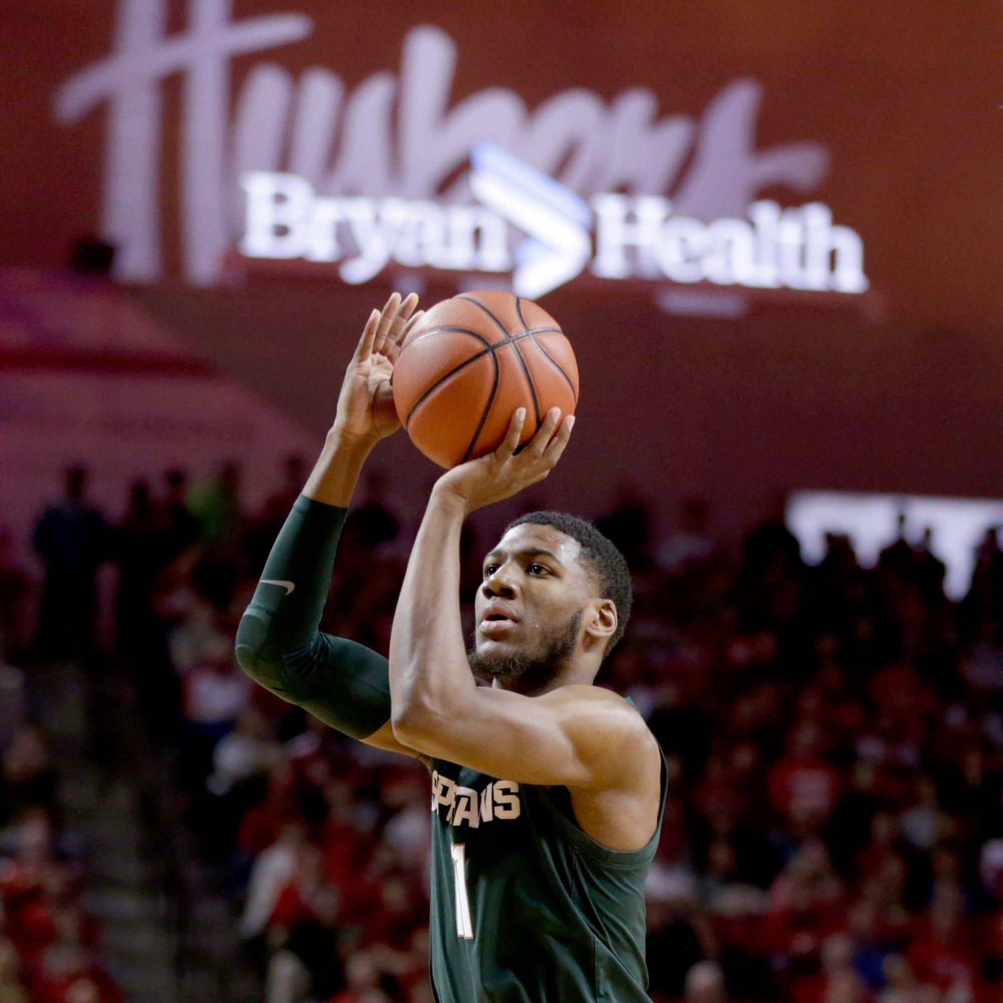Michigan State freshmen play pivotal role against Nebraska