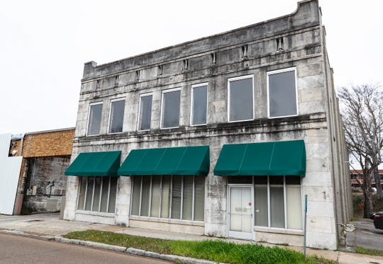 The building at 484 Union Ave. has sat empty for years, but will soon be transformed into Century Tree Cider.