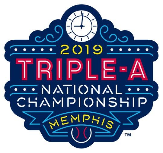2019 Triple-A National Championship logo