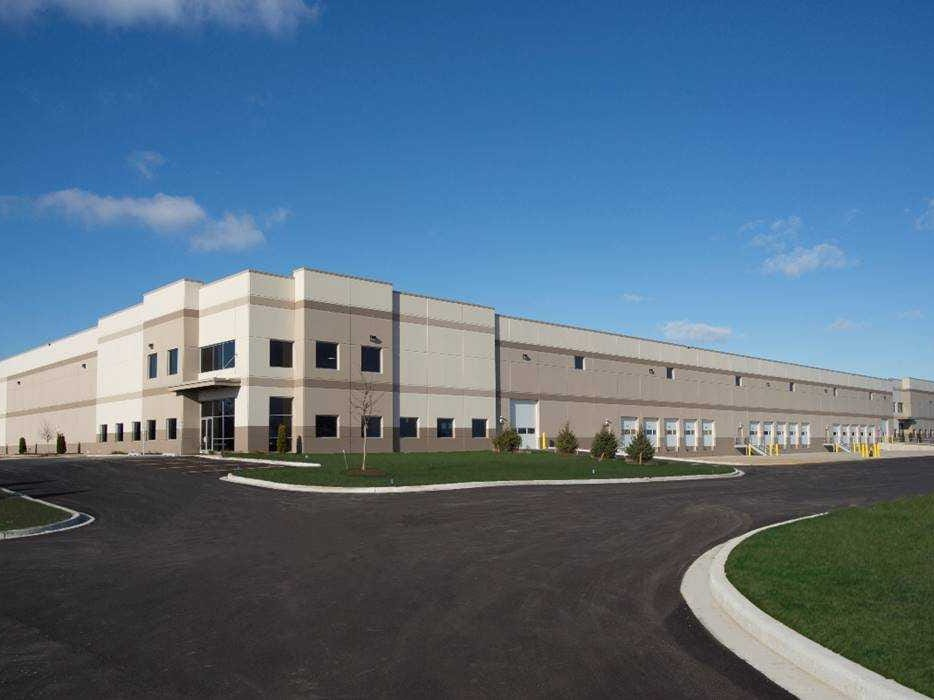 Ashley Capital, an industrial real estate investment/development firm, is planning to develop a new industrial building at the Enterprise Business Park in Sturtevant.