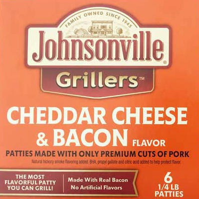 Some Johnsonville Grillers sausage patties recalled for contamination concern