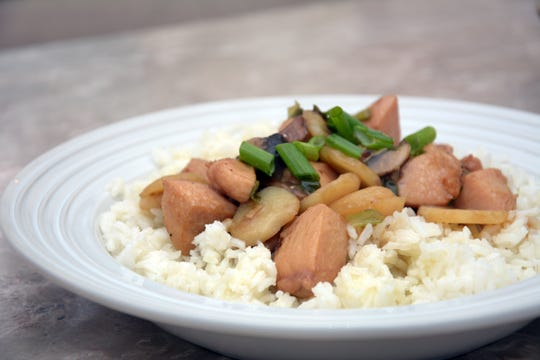 Everyone loves a good stir-fry, and this chicken dish won't disappoint.