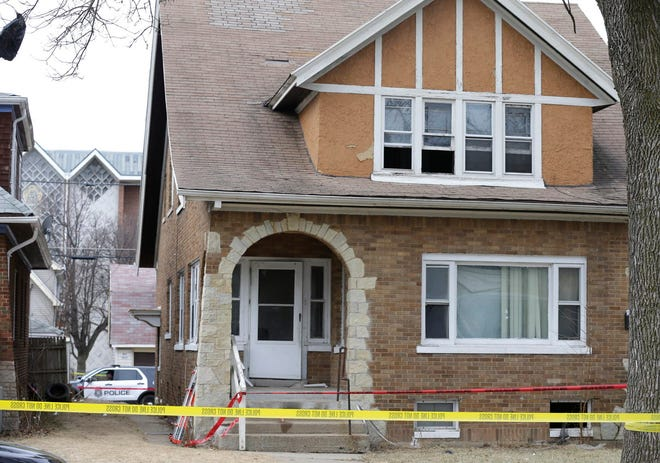 Milwaukee Police investigate a fatal fire  and now consider it an arson and homicide near North 24th Street and West Capitol Drive on Friday morning.