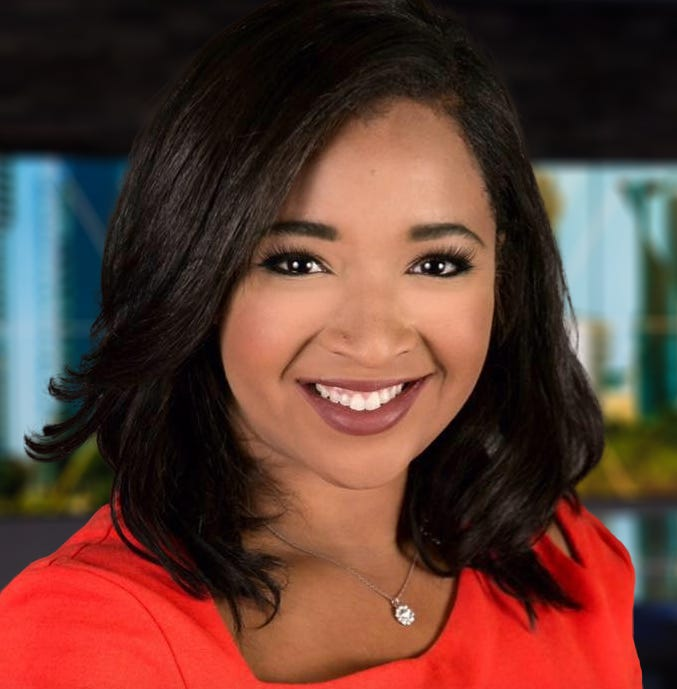 Cherney Amhara is the new weekend morning news anchor at WISN-TV (Channel 12).