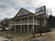 Curly's Waterfront Sports Bar and Grill has a patio across the street fromPewaukee Lake.