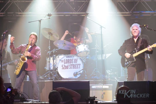 The Lords of 52nd Street will play faithful recreations of vintage Billy Joel songs at the Newton Theatre on Saturday, Jan. 26.  The band features saxophonist Richie Cannata, drummer Liberty DeVitto, and rhythm guitarist Russell Javors, all of whom played with Joel from 1976 through the 1980s.