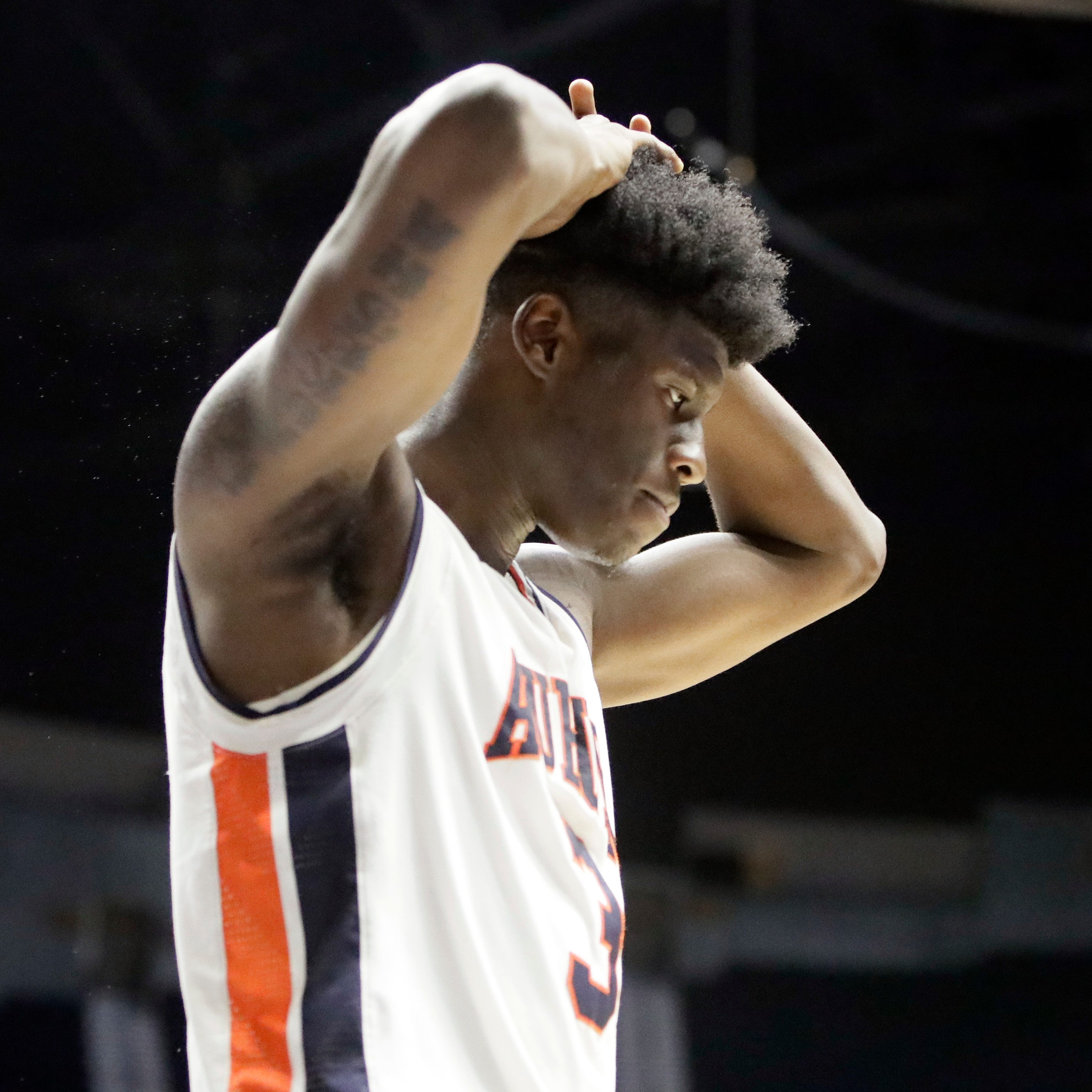 MAILBAG: Why isn't Danjel Purifoy playing for Auburn right now?