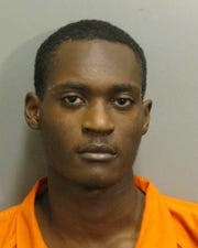 Jacoby Foster, 23, was charged with domestic violation- strangulation and shooting or discharging a weapon into an occupied vehicle