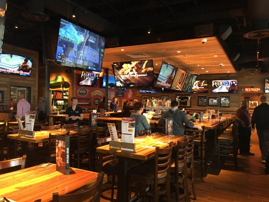 Miller's Ale House will open Jan. 21 at Stones River Mall, and features 75 beers on tap as well as 60 bottled and canned brews. Guests can also catch their favorite sports game on one of more than 20 TVs.