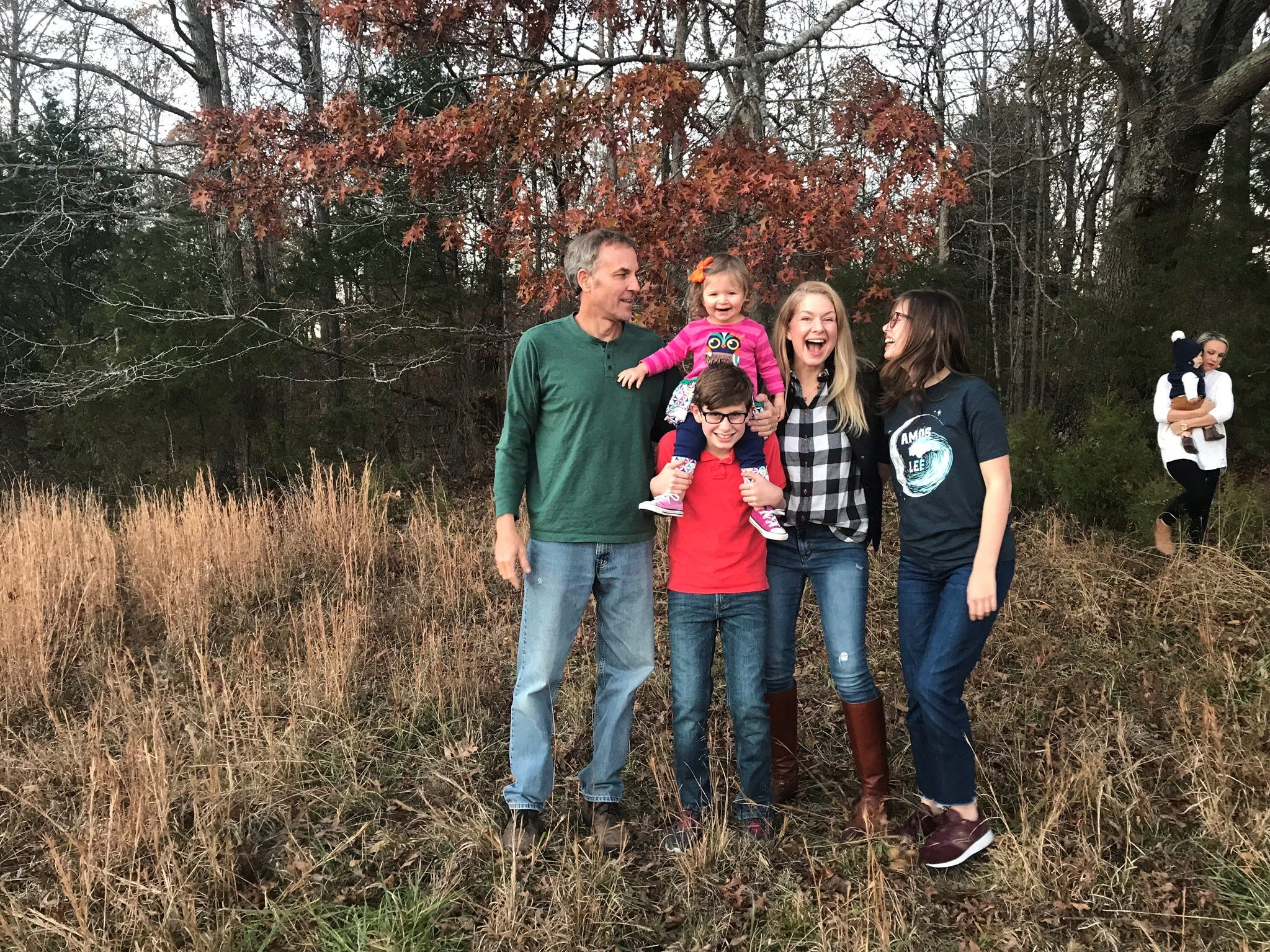 Erin Seay-Taylor and her family live on Carney Winters Road, where Ashland City Farms is located.