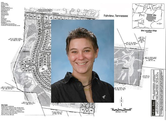 Kristen Costanzo's position as Fairview city planner was defunded in January.